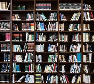 Books Bookshelf Library Education Literature Read